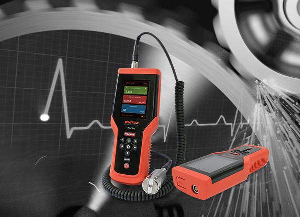 Brand new Smart Vibration Meter vPod Pro released