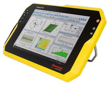 impaq Pro portable sound and vibration analyzer